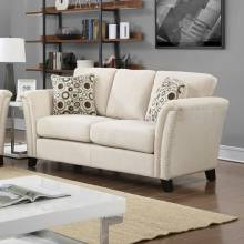 CAMPBELL LOVE SEAT IVORY CM6095IV-LV