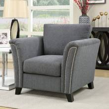 CAMPBELL CHAIR GRAY CM6095GY-CH