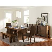 Sedley Dining 5PC set (TABLE+4SIDE CHAIRS)