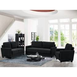 SINCLAIR WOOD LEGS BLACK 3 PC SET LK-SCRSXM3001W-Gr