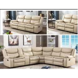 66803 2PC SETS Holcroft Sofa + Loveseat