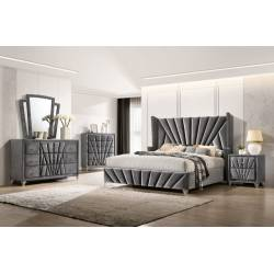 CM7164EK-4PC 4PC SETS CARISSA BED