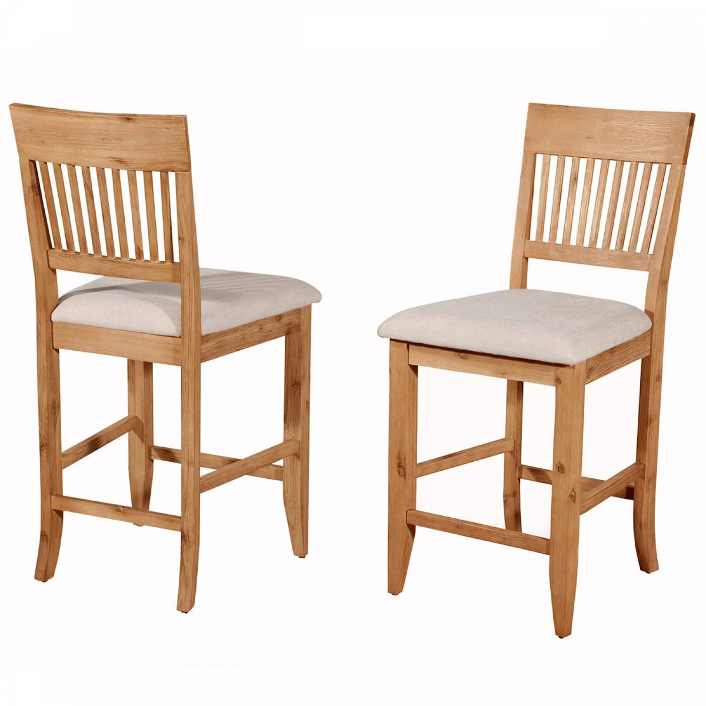 Wondrous 8812 Alpine Furniture 8812 04 Aspen Pub Chair Iron Brush Natural Spiritservingveterans Wood Chair Design Ideas Spiritservingveteransorg