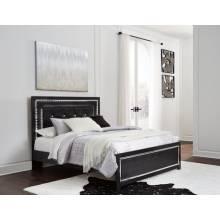 B1420 Queen Panel Bed