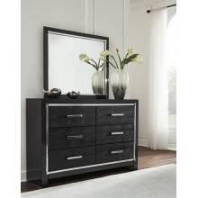 B1420-31-36 Dresser + Bedroom Mirror