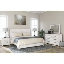 B1190-72-97-31-36-92 4PC SETS Gerridan King Panel Bed