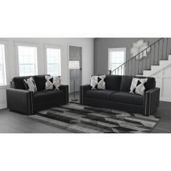 12206-38-35 2PC SETS Gleston Sofa + Loveseat