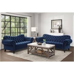 9330BU*2 2PC SETS Sofa + Love Seat