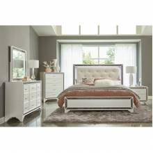 1572WK-1CK*4 4PC SETS California King Bed