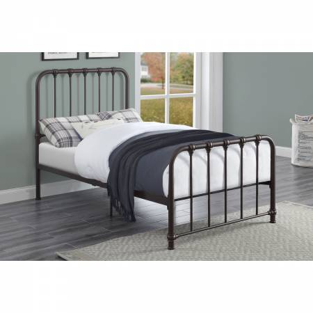 1571DZT-1 Twin Platform Bed