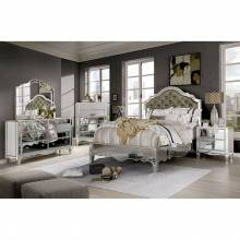 FOA7890CK-4PC 4PC SETS ELIORA Cal.King Bed