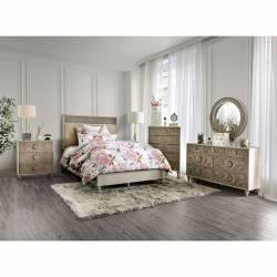 FOA7882Q-4PC 4PC SETS JAKARTA Queen Bed