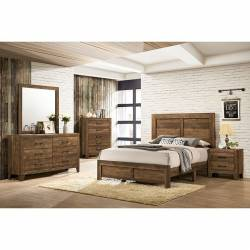 CM7912Q-5PC 5PC SETS WENTWORTH Queen Bed