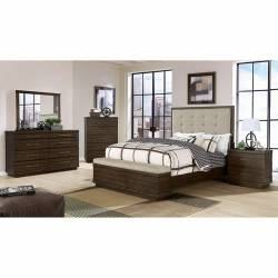 CM7919CK-4PC 4PC SETS MAGGIE Cal.King Bed