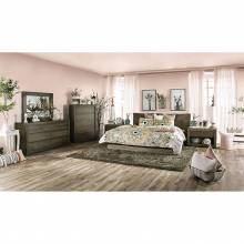 FOA7490Q-4PC 4PC SETS BRIDGEWATER Queen Bed