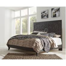 B381-58-56 Paxberry King Panel Bed