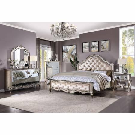 22200Q-4PC1 4PC SETS Esteban Queen Bed