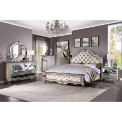 22200Q-4PC 4PC SETS Esteban Queen Bed