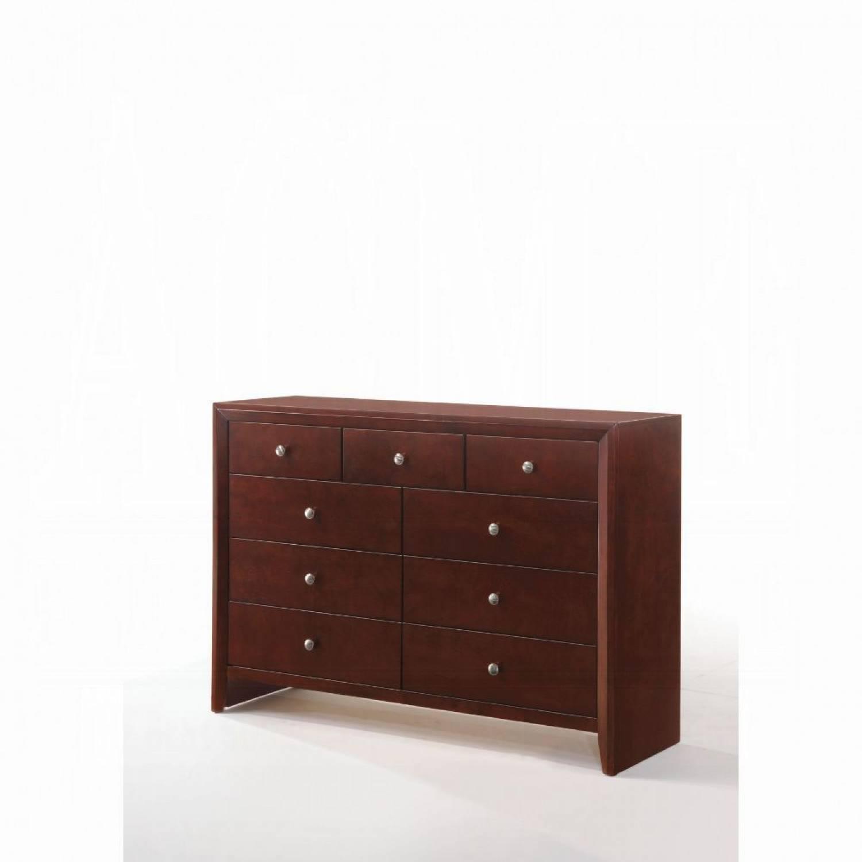 Ilana Dresser 20405 Brown Cherry