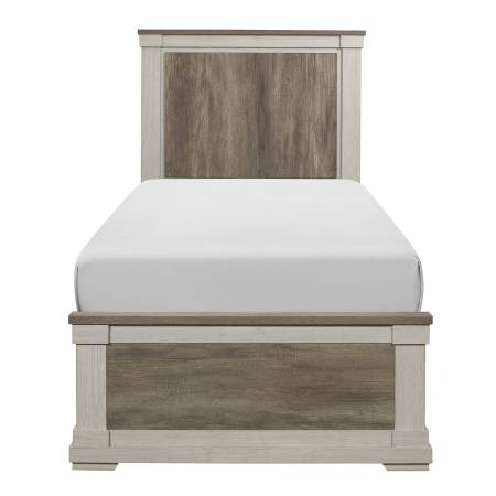 1677T-1* Twin Bed