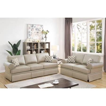 F6442 2-PCS Sofa Set