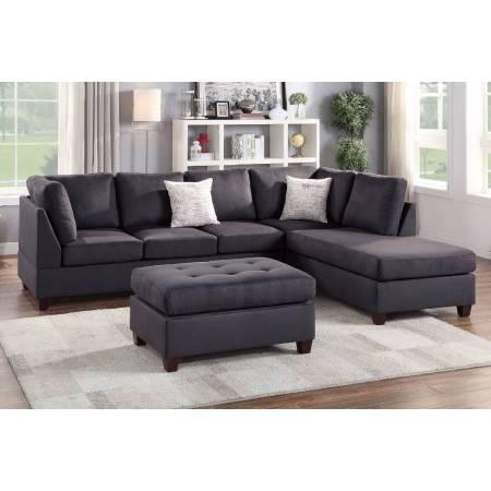 F6423 3-PCS Sectional Sofa Set