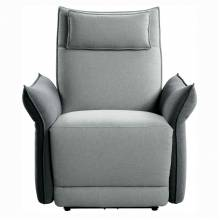 9819GY-1PWH Power Reclining Chair with Power Headrest