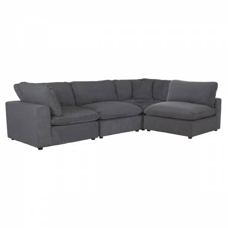 9546GY*4SC 4-Piece Modular Sectional