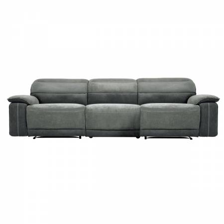 9512DG-3* Double Reclining Sofa