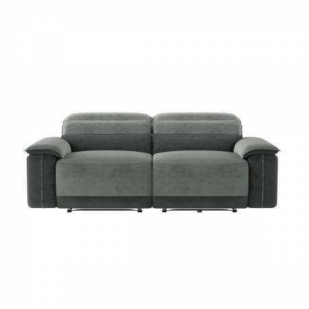 9512DG-2* Double Reclining Love Seat
