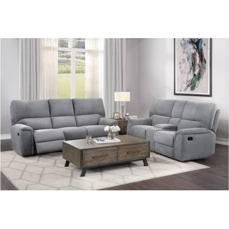 9413CC*2 2pc Set: Sofa, Love