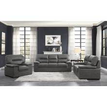 9407DG*3 3pc Set: Sofa, Love, Chair