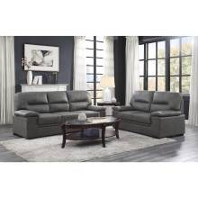 9407DG*2 2pc Set: Sofa, Love