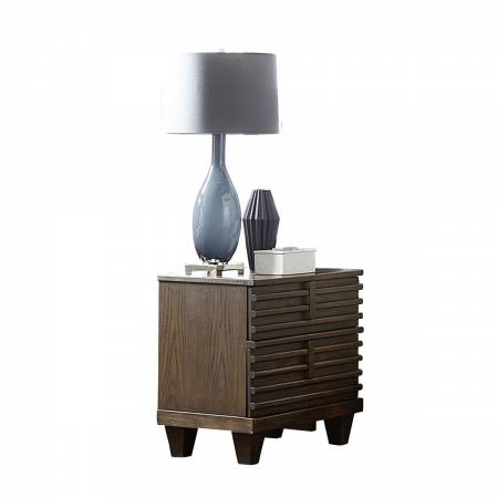 1600-4N Night Stand with USB port