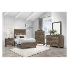 1534T-1*4 4PC SETS Twin Bed + NS + D + M