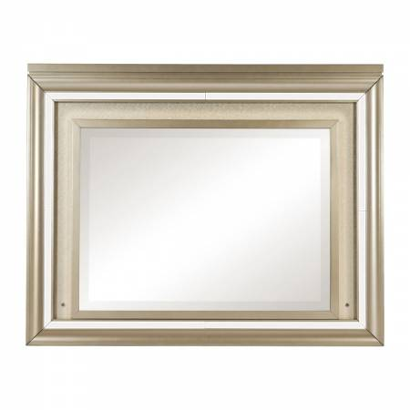 1515-6 Mirror with LED Lighting