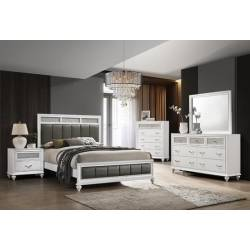 205891Q-4PC 4PC SETS QUEEN BED