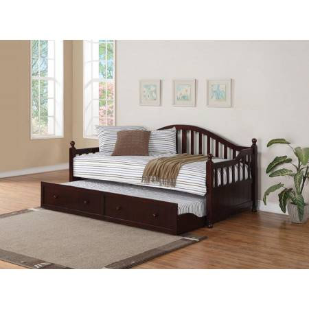 300090 TWIN DAYBED W/ TRUNDLE