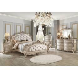 27437EK-4PC 4PC SETS Gorsedd Collection 27437EK King Size Bed