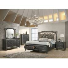 Kaitlyn Chest in Metallic Gray - Acme Furniture 27286