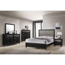 27067EK-4PC 4PC SETS Ulrik Collection 27067EK King Size Bed