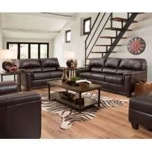 Phygia Sofa (Motion) in Espresso Top Grain Leather Match - Acme Furniture 55765