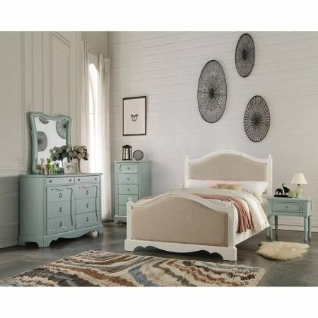 30805F-4PC 4PC SETS Morre 30805F Full Bed