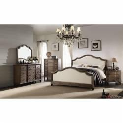 26110Q-4PC 4PC SETS Baudoin 26110Q Queen Bed