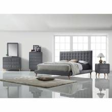 24520Q-4PC 4PC SETS Valda 24520Q Queen Bed