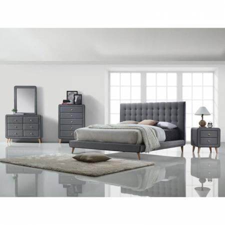Valda 24517EK King Bed