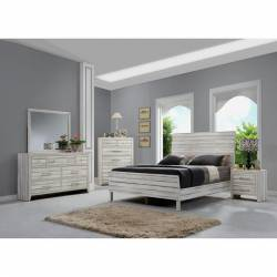 23964CK-4PC 4PC SETS Shayla 23964CK California King Bed