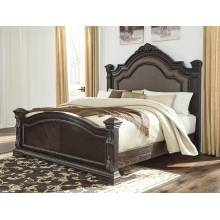 B806 Wellsbrook King UPH Poster Bed