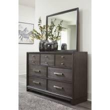 B497 Brueban Dresser + Bedroom Mirror