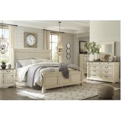 B647 Bolanburg 4PC SETS Queen Panel Bed